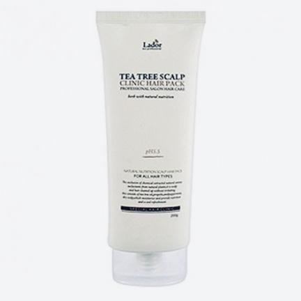 Очищающий лосьон для волос и кожи головы LADOR Tea Tree Scalp Hair pack - 200 г