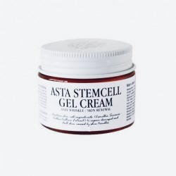 Антивіковий гель-крем зі стовбуровими клітинами Asta Stemcell Anti-Wrinkle Gel Cream GRAYMELIN (50 мл)
