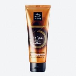Маска для пошкодженого волосся «7 масел» MISE EN SCENE PERFECT SERUM 3 MIN SALON MASK PACK - 300 мл