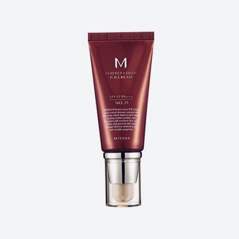 ББ крем MISSHA Perfect Cover BB Cream SPF42 50 мл