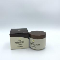 Купить оптом Крем для лица с экстрактом слизи улитки Sеcret Key Snail + EGF Repairing Cream - 50 мл