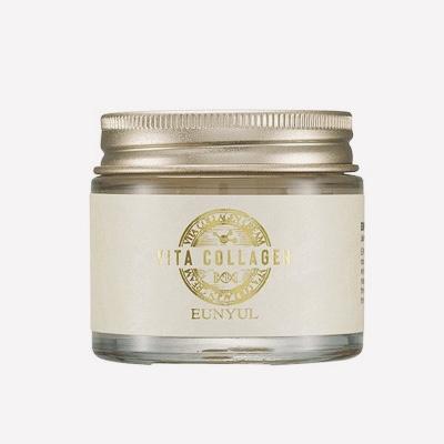 Подтягивающий крем для лица с коллагеном EUNYUL Vita Collagen Cream - 70 мл