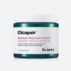 Несмываемая маска для чувствительной кожи лица Dr. Jart+ Cicapair Sleepair Ampoule-in Mask - 110 мл