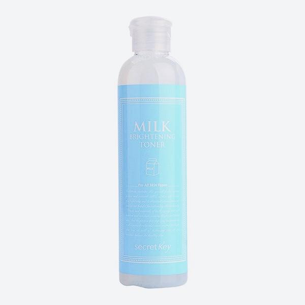 Тонер молочный против пигментации Secret Key Milk Brightening Toner - 250 мл