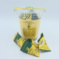 Купить оптом Набор скрабов с кислотами для лица May Island Secret Pore Clear Powder Scrub - 12*5 мл