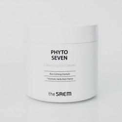 Купить оптом Масло-крем для снятия макияжа THE SAEM Phyto Seven Cleansing Oil Cream - 95 мл