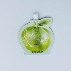Крем-антисептик для рук яблочный AYOUME PERFUMED HAND CLEAN GEL APPLE - 20 мл