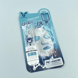 Тканинна маска для сухої шкіри ELIZAVECCA AQUA DEEP POWER RINGER MASK PACK - 23 мл