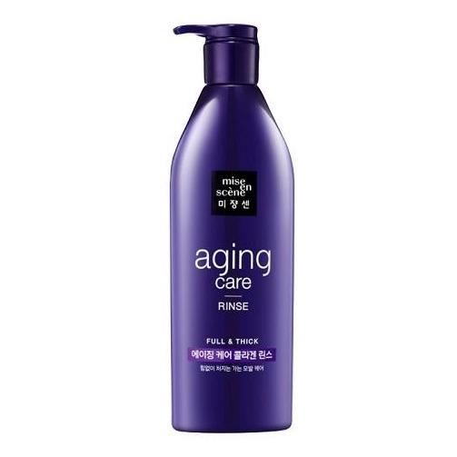 Антивозрастной кондиционер для волос Mise en Scene Aging Care Rinse - 680 мл