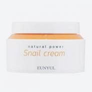 Улиточный крем EUNYUL Natural Power Snail Cream - 100 мл