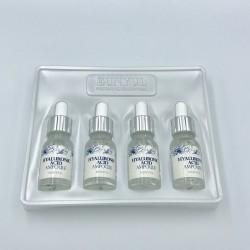 Набір ампульних сироваток з гіалуроновою кислотою EUNYUL Hyaluronic Acid Ampoule Set - 4 × 12 мл