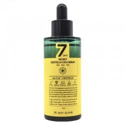 Сыворотка с кислотами для лица May Island 7 Days Secret Centella Cica Serum - 50 мл