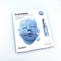 Альгінатна маска екстра зволожуюча для обличчя Dr.Jart Cryo Rubber with Moisturizing Hyaluronic Acid Mask - 40 г + 4 г