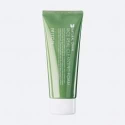 Пінка для жирної і проблемної шкіри Mizon Rice Real Cleansing Foam - 150 мл