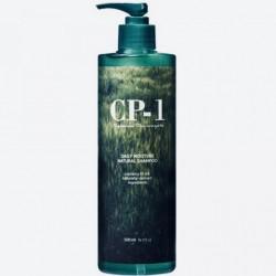 Натуральный безсульфатный шампунь для всех типов волос CP‐1 DAILY MOISTURE SHAMPOO - 500 мл