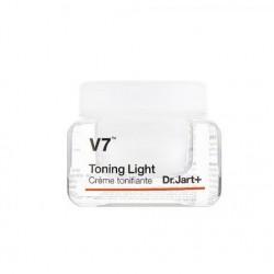 Миниатюра увлажняющего крема для лица Dr. Jart+ V7 Toning Light Mini - 15 мл