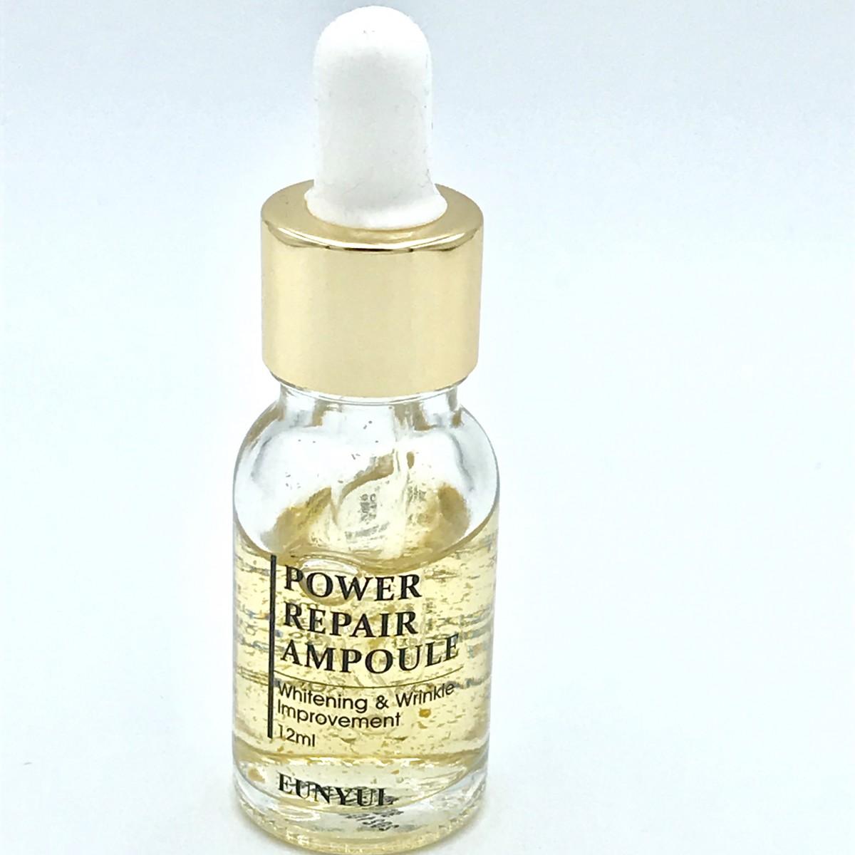 Сыворотка ампульная с натуральным золотом восстанавливающая EUNYUL Power Repair Ampoule - 12 мл