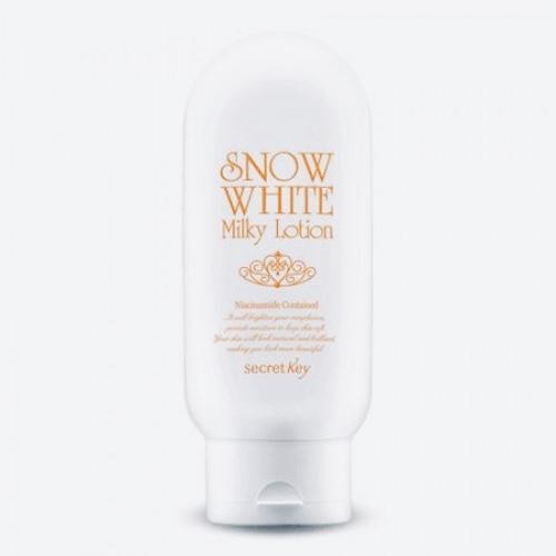 Лосьон для тела и лица с эффектом отбеливания Sеcret Key Snow White Milky Lotion - 120 мл