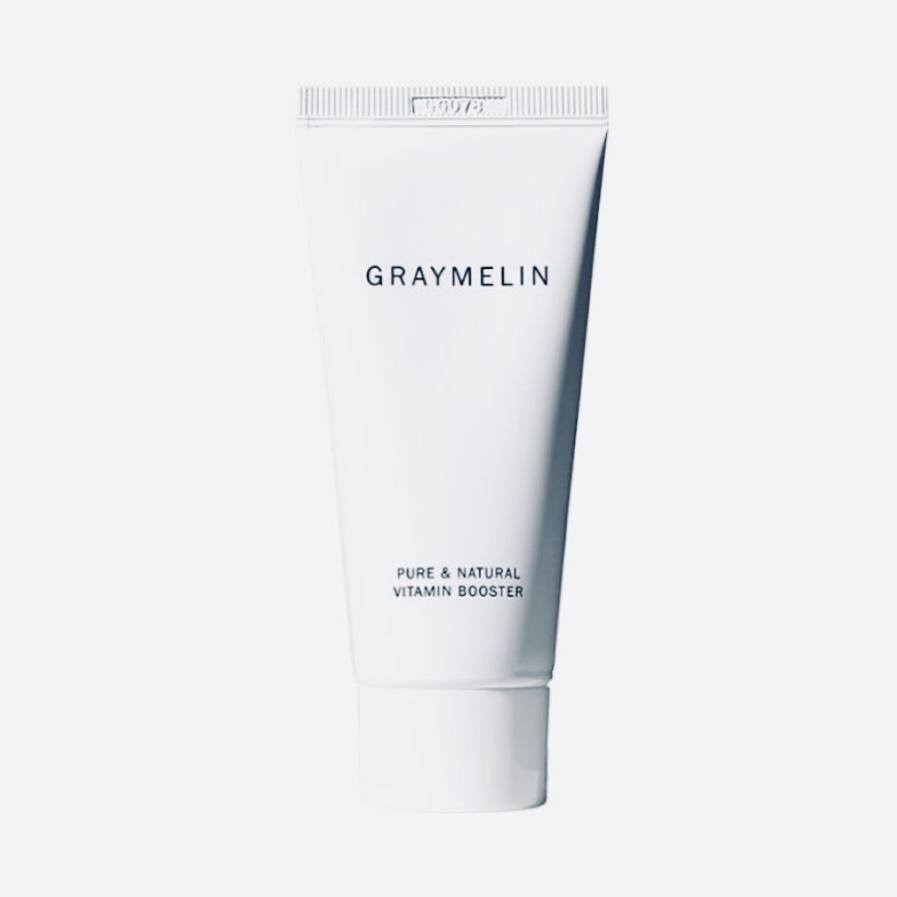 Витаминный бустер для очищения и сияния кожи лица GRAYMELIN Pure & Natural Vitamin Booster - 50 мл