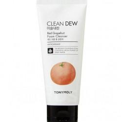 Купить оптом Очищающая пенка для умывания с красным грейпфрутом Tony Moly Clean Dew Red Grapefruit Foam Cleanser - 180 мл