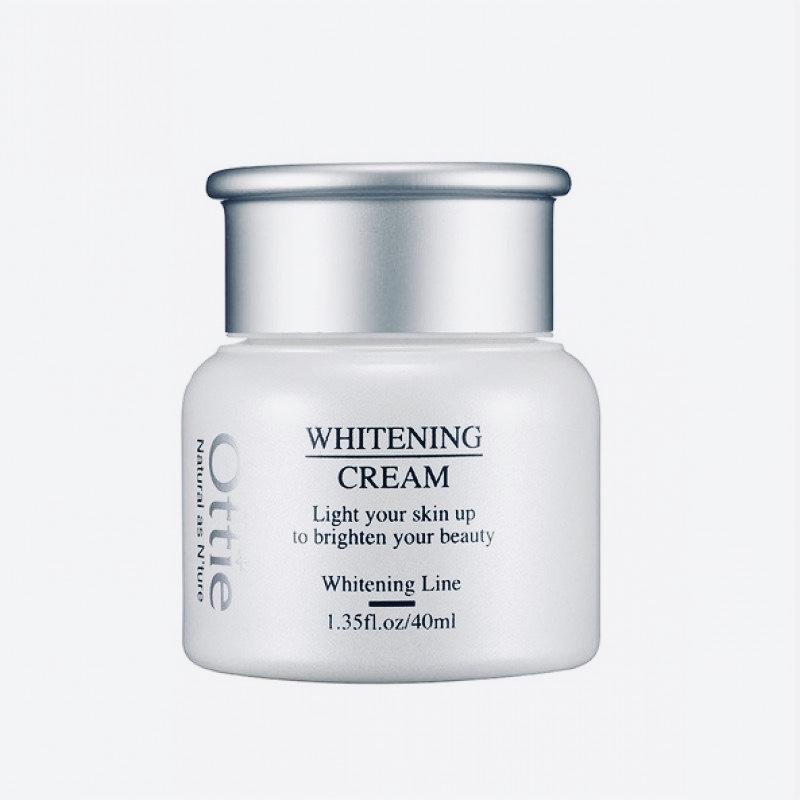 Крем для лица осветляющий Ottie Whitening Cream - 40 мл