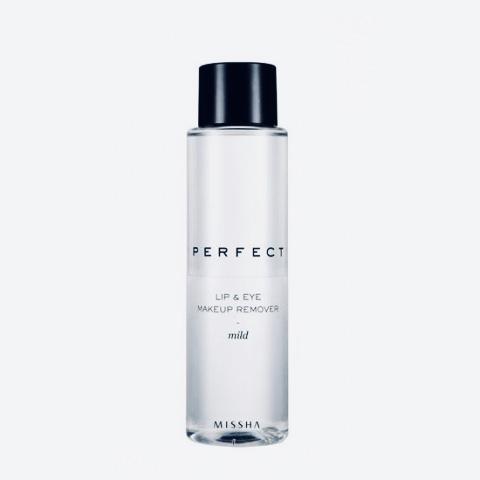 Жидкость для снятия макияжа с глаз и губ MISSHA Perfect Lip & Eye Make-Up Remover (Mild) - 155 мл