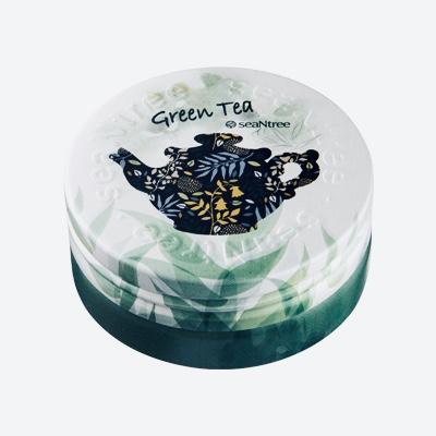Ультраувлажняющий крем на основе зеленого чая SeaNtree Green Tea Deep Deep Deep Cream Ex - 35 г